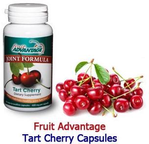 benefits of tart cherry supplement