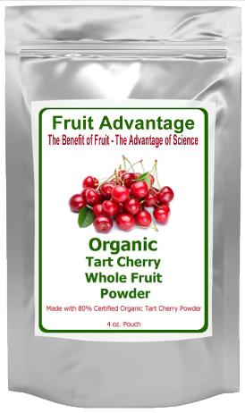 organic tart cherry