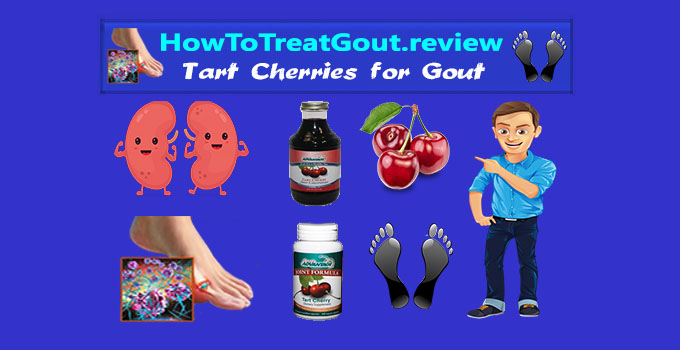 Are Cherries Good for Gout